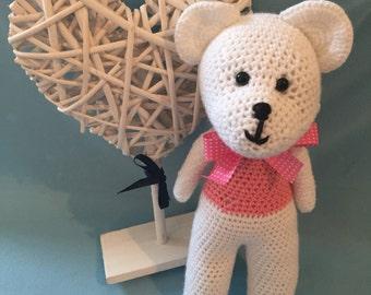 PATTERN: Lillibit's Simply Bear Crochet