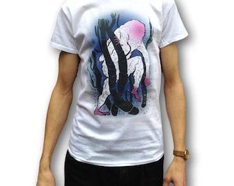 Louis Theroux Shirt, 90s Grunge Tee, Indie T Shirt, Aesthetic Clothing, Alternative T-Shirt, Men's Skate T-Shirt, Men's Tumblr Tee, 80s Tee