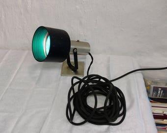 Vintage Green Bulb Disco Retro Techno Stage Light Accent Light