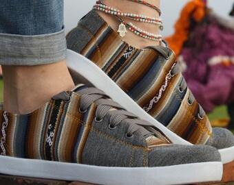 Handmade Peruvian hand made, Peruvians sneakers, sneakers, Peru, Peruvian shoes shoes