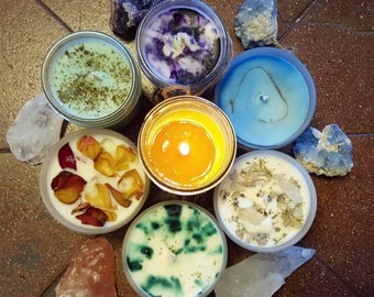 Handmade Scented Soy Candles