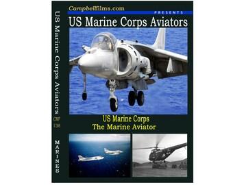 USMC AVIATOR Marine Corp aircraft old vintage Films