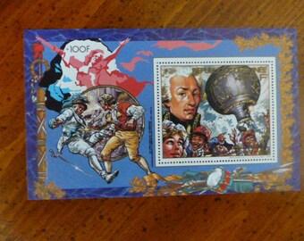 REPUBLIC of NEW GUINEA ~ Lafayette ~~ 1757-1834