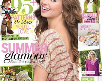 Simply Knitting 2014 June Issue 121