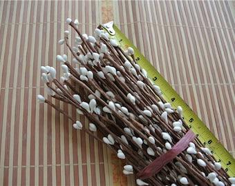 100 stems pretty pip berry stem for DIY wreath crafts decoration ETC