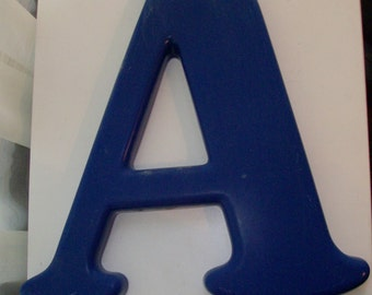 A Architecural Salvage Sign Letter (Code b)