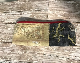 Game of Thrones pencil pouch