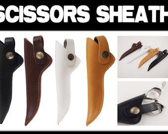 Hairdressing Hair Scissors Case/pouch Scissors Sheath For Any Type of Scissors
