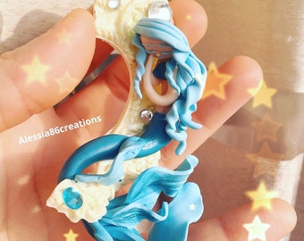 Little Mermaid, Fantasy charm