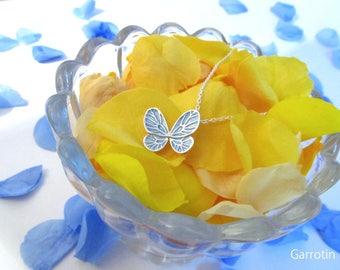 Blue butterfly Pendant