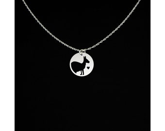 Wallaby Necklace - Wallaby Jewelry - Wallaby Gift