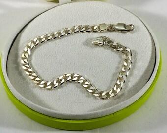Bracelet Armored Bracelet Silver 925 Elegant classic SA247