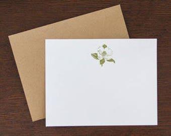 magnolia flat notes