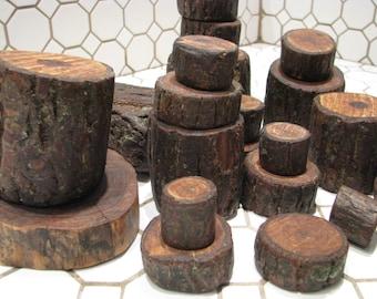 Waldorf Log Blocks