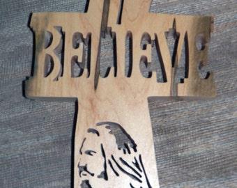 believe cross