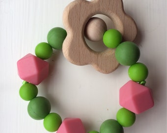 Flowers of Nature Teether
