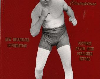Les Darcy The Legend Champion Of Champions - 1994 - book - Raymond Swanwick