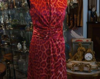 Size 44 Roberto Cavalli dress scratched JUST CAVALLI