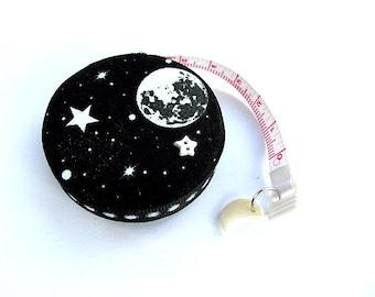 Measuring Tape Celestial Scene Retractable Tape Measure