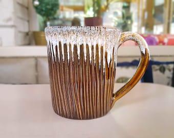 Unique coffee mug Mother Mug Pottery mug Ceramic mug Ceramic cup handmade Coffee gift Mugs pottery Ceramic mug handmade Pottery mug Clay mug