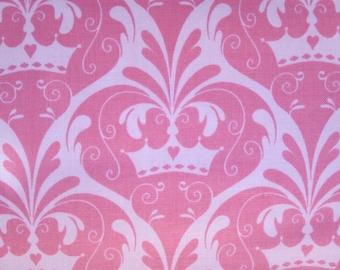 Riley Blake - Dream A Wish - C4815-PINK Dream Damask Pink