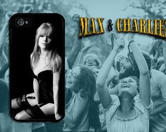 Marianne Faithfull iPhone 6/6+/5/5c/4 Case -Samsung Galaxy S3/S4/S5/S6/S6 Edge Case-Phone Cover