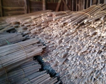500 Tobacco Sticks From the Hills of Tennessee/Crafts/Floors/Walls/Fences/Gifts/Rustic/Primitive