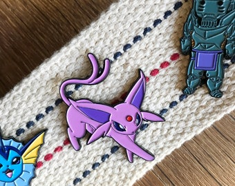 Pokemon Soft Enamel Pin - Espeon Enamel Pin
