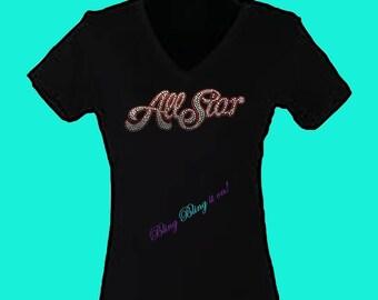 All Star - Bling Apparel