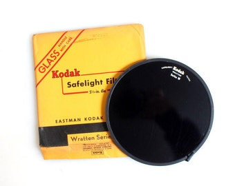 Kodak Safelight Filter Wratten Series 10//Darkroom Accessories