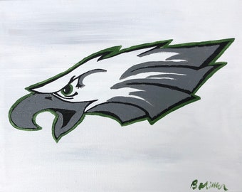 Eagles 2018 Superbowl Champions Painting