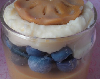 Blueberry Muffin, Bakery Jar Candles, 8oz Candles, Bakery Scented, Pie Candle, Fall Autumn Scents, Super Strong, Best Seller, Soy Wax Candle