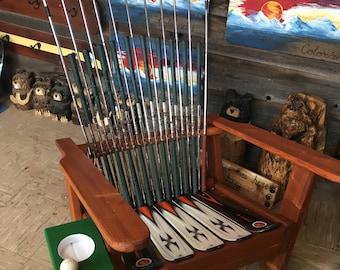 Deluxe Adirondack Golf Chairs