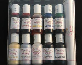 Genie Airspray Mini Set
