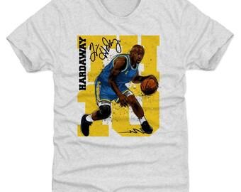 Tim Hardaway Shirt | Golden State Throwbacks | Men's Premium T-Shirt | Tim Hardaway Dribble Y