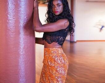 Dalia Pencil Skirt
