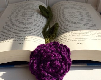 Crochet bookmark/bookmark/unique gift/teacher's gift