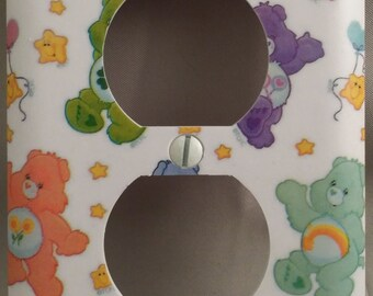 Care bears Outlet Cover