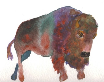 Buffalo Note Cards
