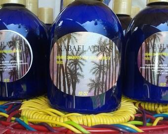 "KabaElations ""Organic Shampoo for  Locs, Curls , & Twirls"""