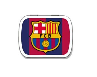 FC Barcelona Mint Tin | 12 Pack