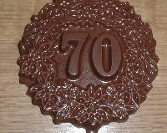 70 Lolly Chocolate Mold