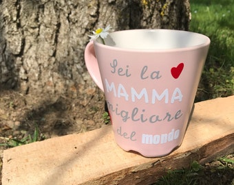 """Cup """"You are the best mom in the World"""""""