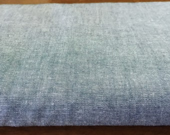 Cotton Yarn Dye Fabric - Indigo