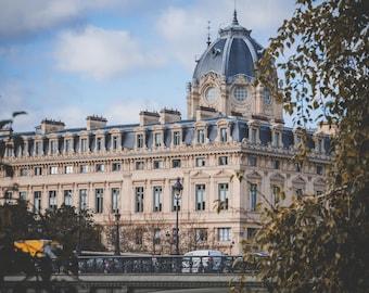 Paris Architecture & Street Scene