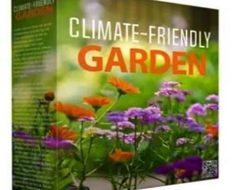 EBOOK: 10 Climate Friendly Garden Blog Content - LOVE PLANTS