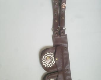 Steampunk Tool Belt