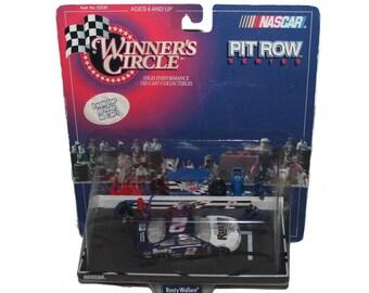 NASCAR winners circle Rusty Wallace #2
