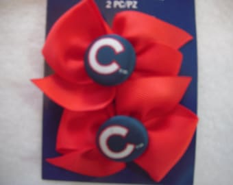 Offray Chicago Cubs Ribbon Accessories