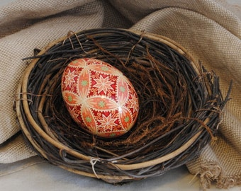 Ukrainian Easter Egg: Late Valentine